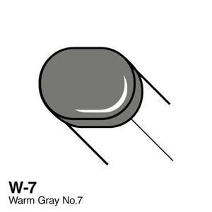 Bilde av Copic - Sketch Marker - W7 - WARM GRAY NO.7