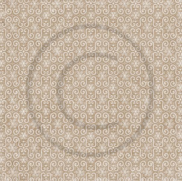 Papirdesign PD18500 - Hjem til jul - Melisglasur