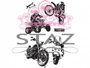 Bilde av Staz Stempelsett - MOTOR
