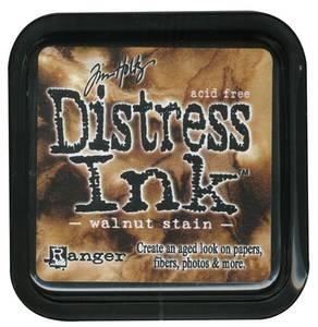 Bilde av Distress Dye Ink pad - Walnut Stain
