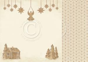 Bilde av Pion Design - PD9803 - Christmas Wishes - Gingerbread land