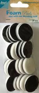 Bilde av Joy Crafts - 6200-0223 - Foampads for ink blending tool