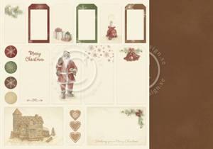Bilde av Pion Design - PD9812 - Christmas Wishes - Tags