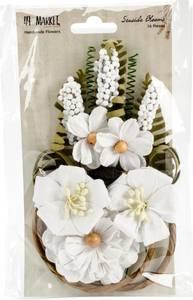 Bilde av 49 and Market - Seaside Blooms - Cotton