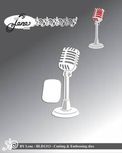 Bilde av By Lene - Dies - BLD1313 - Microphone