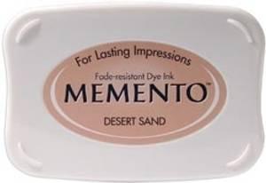 Bilde av Memento Dye Ink Pad 804 - DESERT SAND
