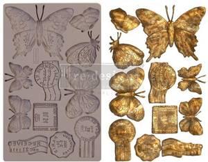 Bilde av Prima - Re-Design - 643140 - Moulds - 5x8 - Butterfly In Flight