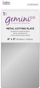 Bilde av Gemini Go Accessories - Metal Cutting Plate - 3x6 inch