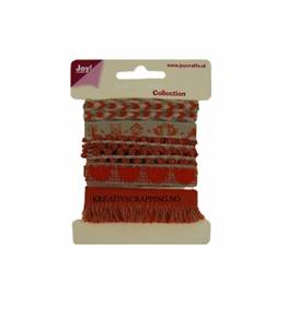 Bilde av Joy Crafts - 6300-0337 - Handmade Ribbons - 5 à 90cm