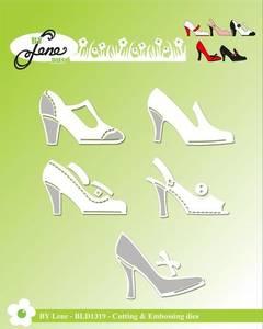 Bilde av By Lene - Dies - BLD1319 - Women Shoes
