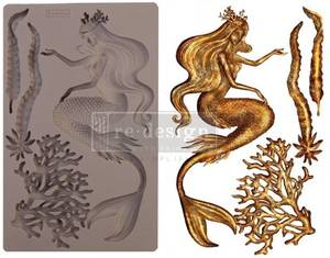 Bilde av Prima - Re-Design - 645533 - Moulds - 5x8 - Sea Maven