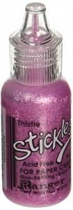Bilde av Ranger - Stickles Glitter Glue - Thistle