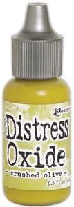 Bilde av Distress Oxide - Reinker - 57000 - Crushed Olive