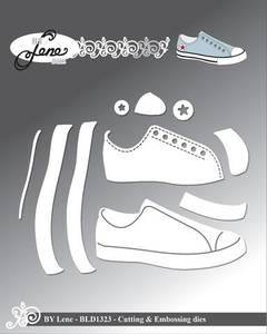 Bilde av By Lene - Dies - BLD1323 - Sneakers