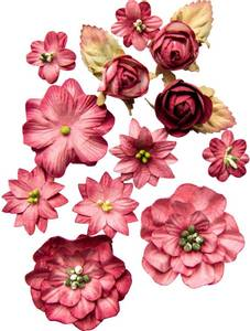 Bilde av 49 and Market - Country Blooms - Scarlet