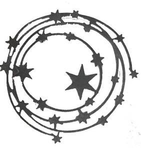 Bilde av Reprint - Dies - DR038 - Stjärncirkel