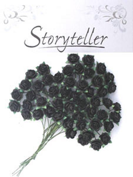 Storyteller - Rose - Svart - 10mm - 1418