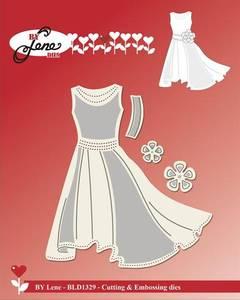 Bilde av By Lene - Dies - BLD1329 - Dress
