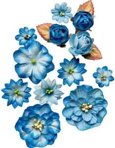 Bilde av 49 and Market - Country Blooms - Cobalt