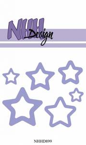 Bilde av NHH Design - NHHD899 - Dies - Stars
