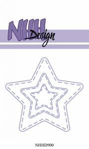 Bilde av NHH Design - NHHD900 - Dies - Stitched Stars