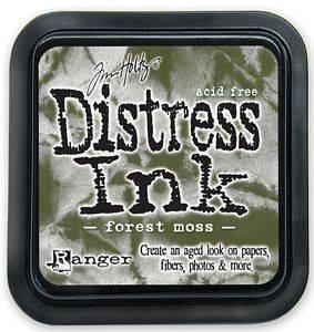 Bilde av Distress Dye Ink pad - Forest Moss