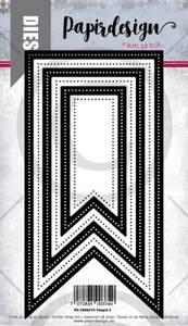 Bilde av Papirdesign Dies PD2000374 - Vimpel 4