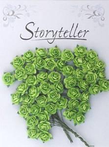 Bilde av Storyteller - Rose - Lime - 10mm - 1593