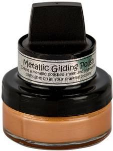 Bilde av Cosmic Shimmer - Metallic Gilding Polish - Apricot