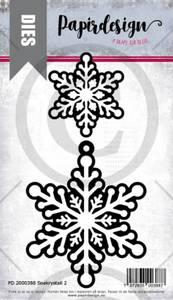 Bilde av Papirdesign Dies PD2000388 - Snøkrystall 2