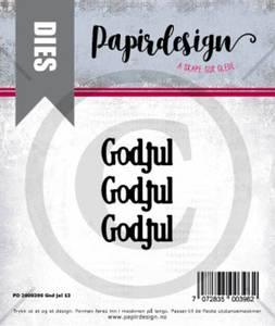 Bilde av Papirdesign Dies PD2000396 - God jul 13