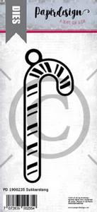 Bilde av Papirdesign Dies PD1900235 - Sukkertøystang