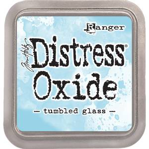 Bilde av Distress Oxide Ink Pad - 56287 - Tumbled Glass