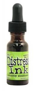 Bilde av Distress Ink - Reinker - Shabby Shutters - 21612