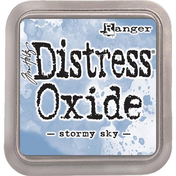 Distress Oxide Ink Pad - 56256 - Stormy Sky