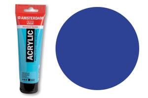 Bilde av Amsterdam - Acrylic Standard - 120ml - 504 ULTRAMARINE