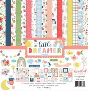 Bilde av Echo Park - Little Dreamer Girl - 12x12 Collection Kit