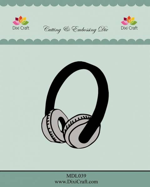 Dixi Craft - Dies - MDL039 - Headphones
