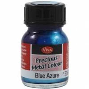 Bilde av Viva Decor - Precious Metal Color - 3600 - BLUE AZURE