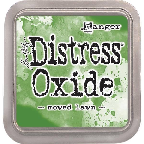 Distress Oxide Ink Pad - 56072 - Mowed Lawn