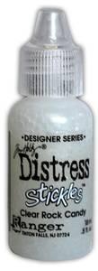 Bilde av Tim Holtz - Distress Stickles Glitter Glue - Clear Rock Candy **
