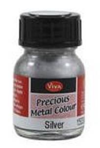 Bilde av Viva Decor - Precious Metal Color - 3902 - SILVER