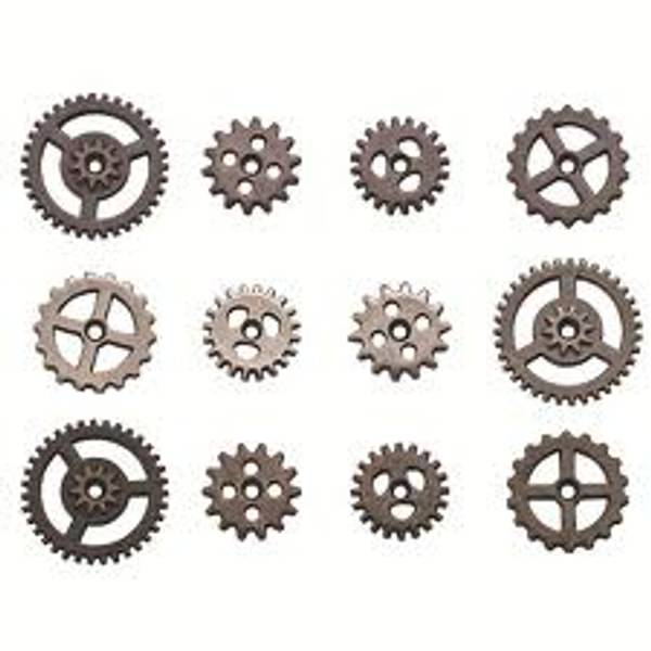 Tim Holtz - Idea-Ology - TH93012 - Mini Gears