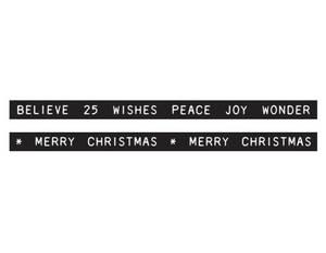 Bilde av Tim Holtz - Idea-ology - TH94102 - Label Tape - Christmas (2pcs)