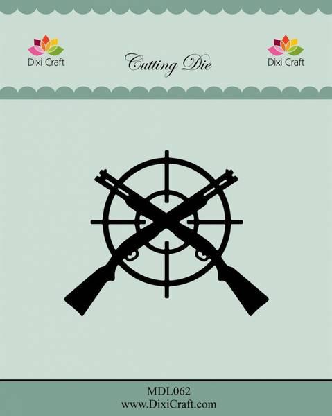 Dixi Craft - Dies - MDL062 - Crosshair & Shotgun