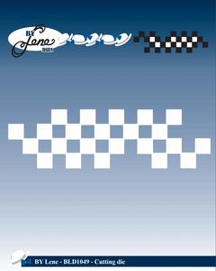 Bilde av By Lene - Dies - BLD1049 - Chessboard
