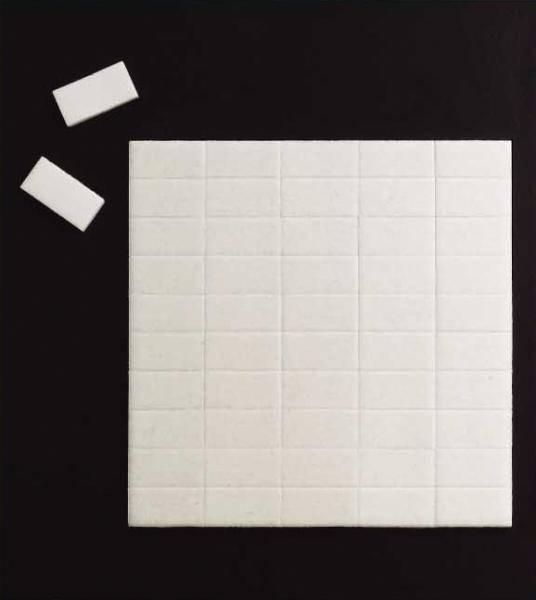 Hobby & Fun - 3D Foam Tape - 0002 - 10x20mm - h: 3mm - 50stk