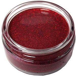 Bilde av Cosmic Shimmer - Glitter Kiss - Fire Red