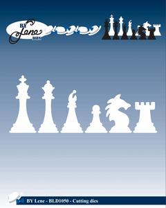 Bilde av By Lene - Dies - BLD1050 - Chess