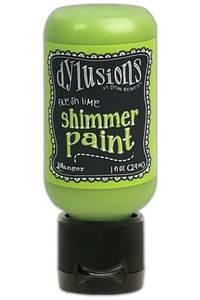 Bilde av Ranger - Dylusions - Shimmer Paint - Fresh Lime